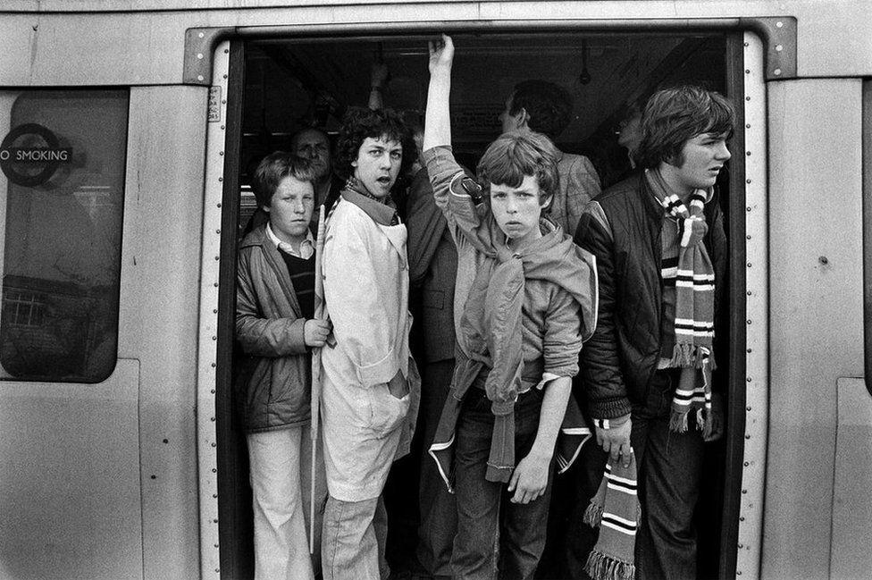 "Станция ""Уэмбли-парк"", 1979"