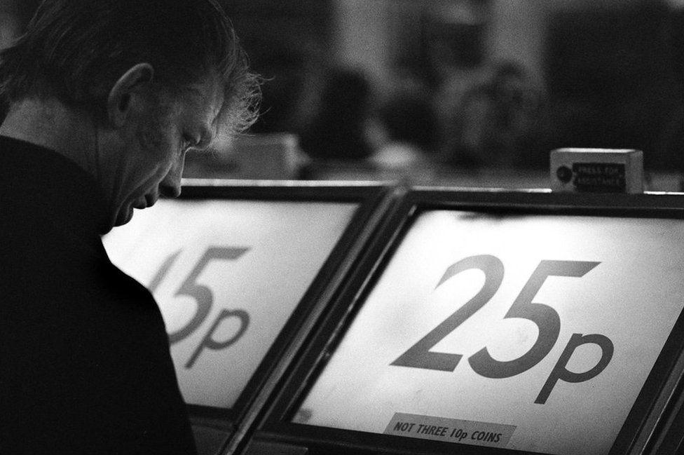 """Станция """"Пикадилли-сёркус"""", 1978"""
