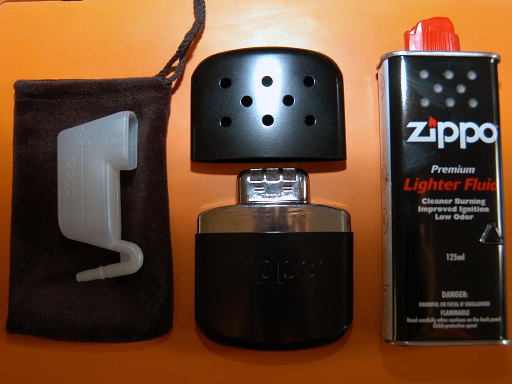 ZIPPO 40360: обзор практичной долговечной грелки