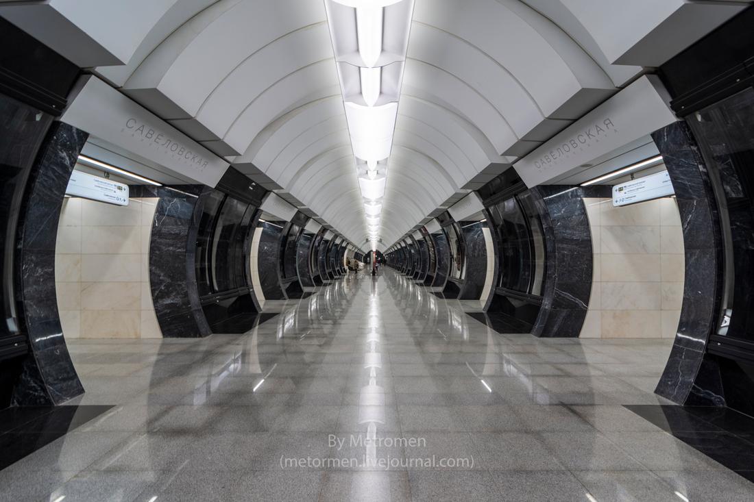 """Станция """"Савёловская"""""""