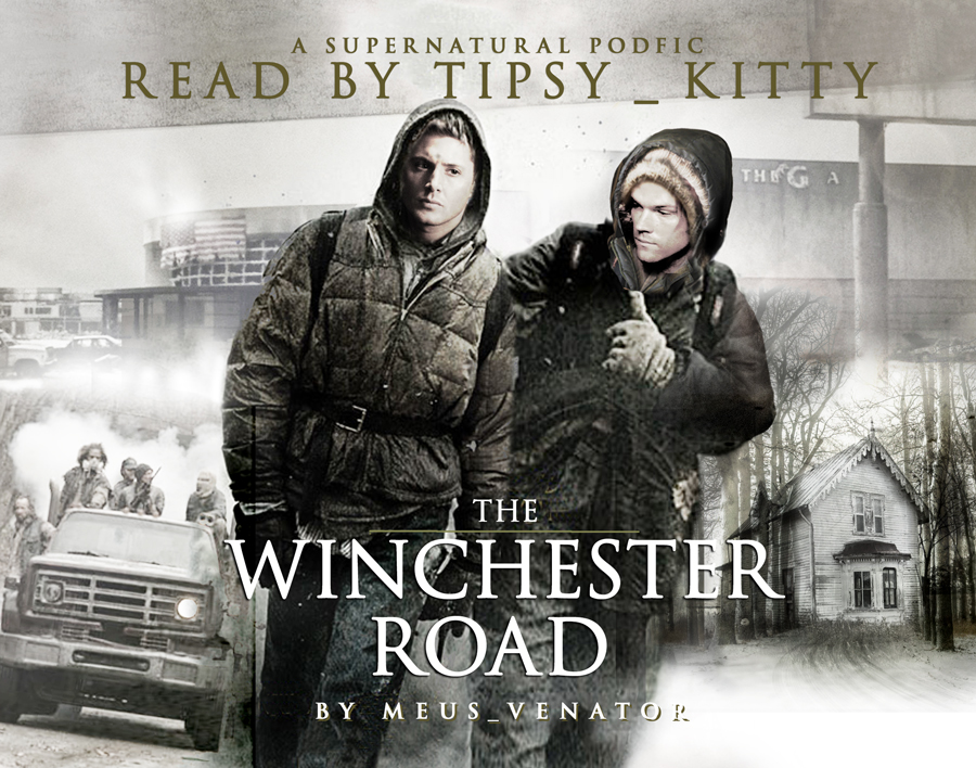 The-Road-poster-Podfic