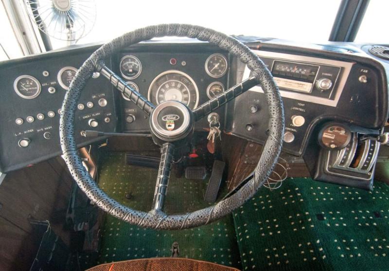 Автодом для работы и отдыха. Сделан в семидесятых, востребован и сегодня