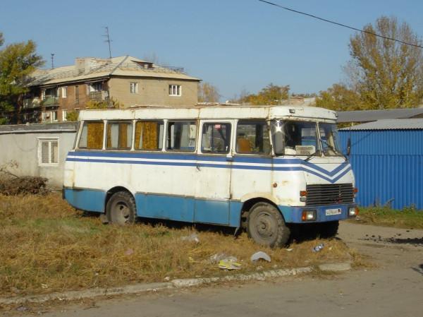 Механические старожилы Донбасса. Эти грузовики и автобусы редко встретишь в наши дни