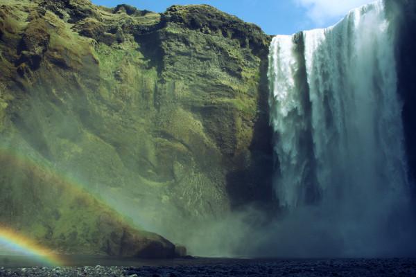 Iceland_Skogafoss_1
