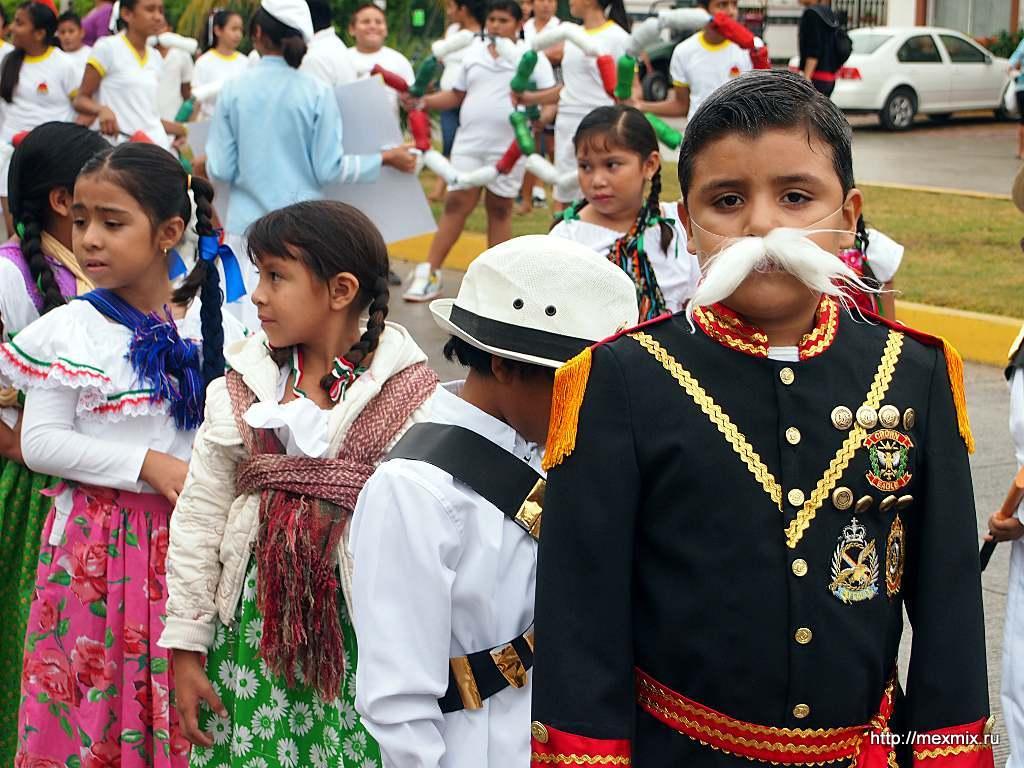 День Революции по-мексикански