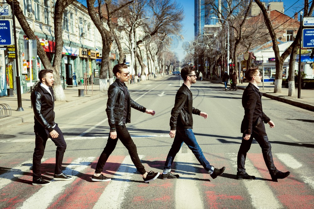 The Beatles (Chop-chop)