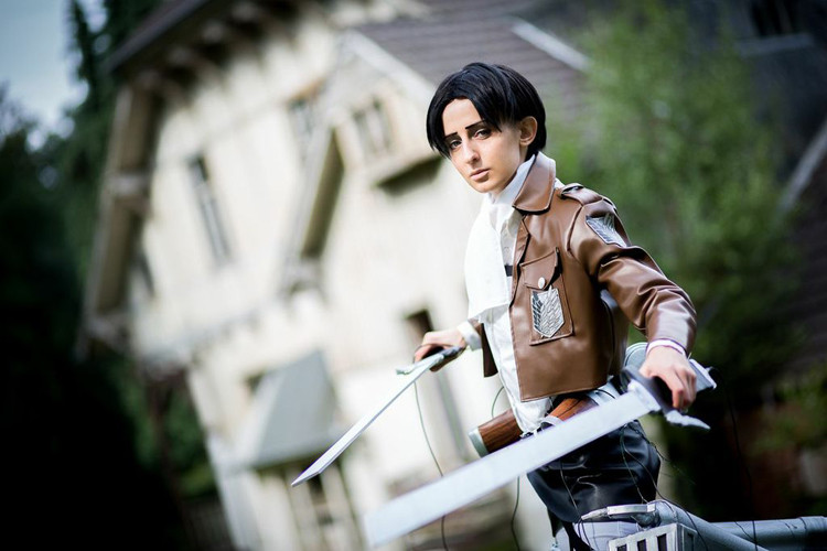 If You Want To Do A Cool Cosplay Attack On Titan Anime Characters Will Be Good Choice For My Favourite Character Is