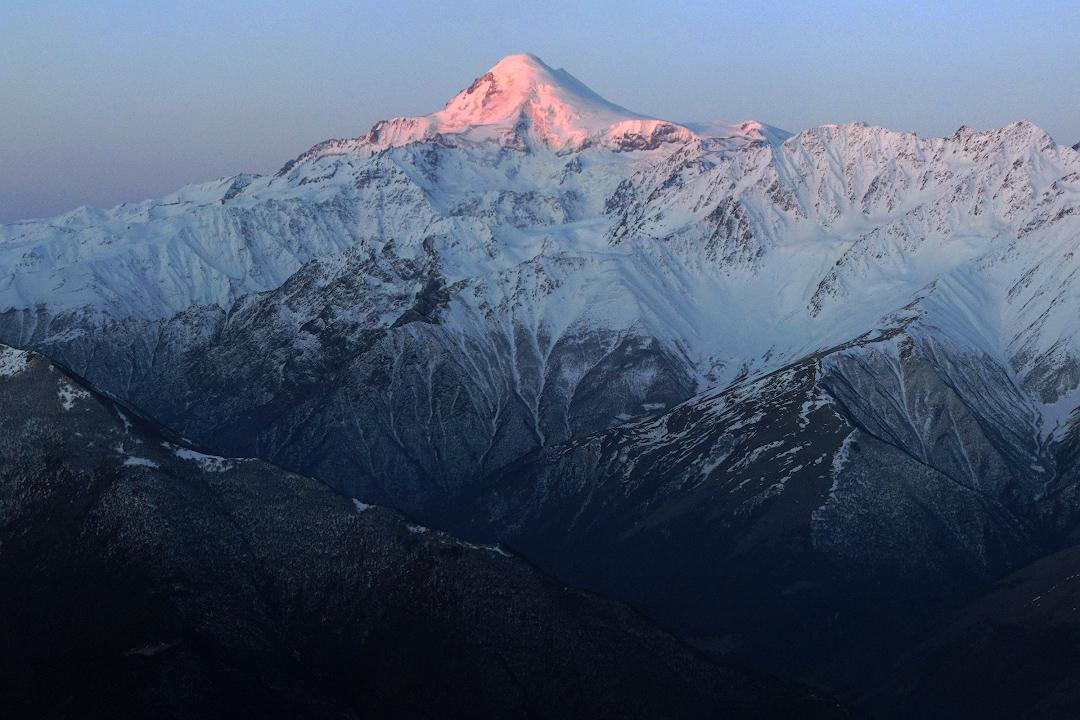 Cтрана башен — горная Ингушетия