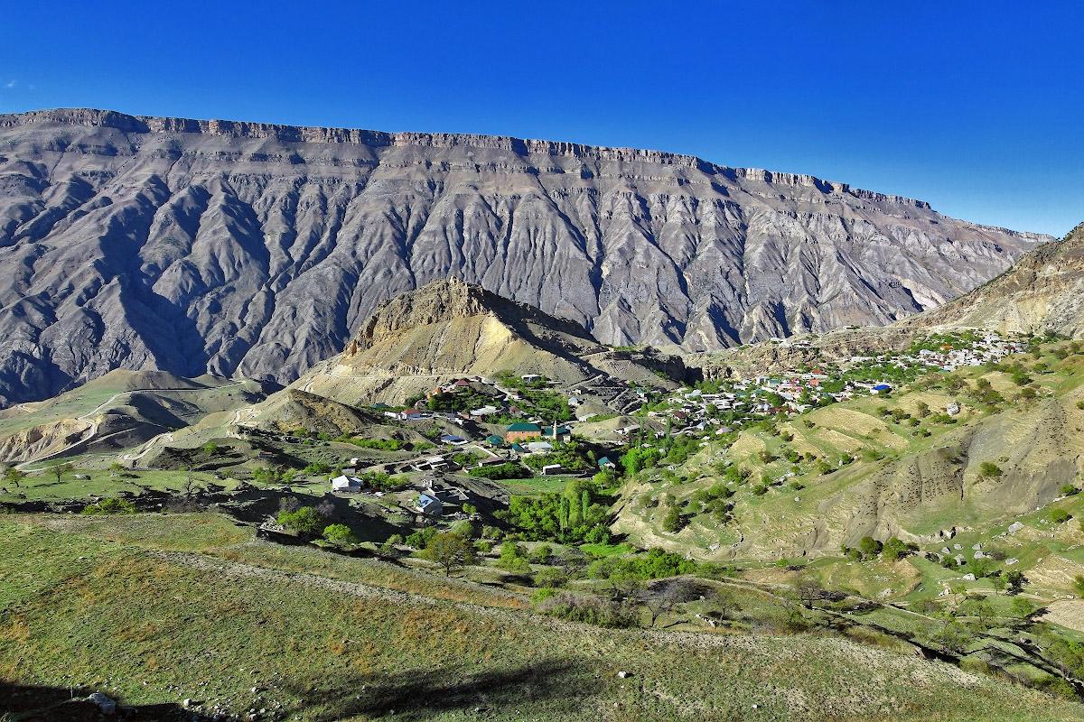 По горам Дагестана