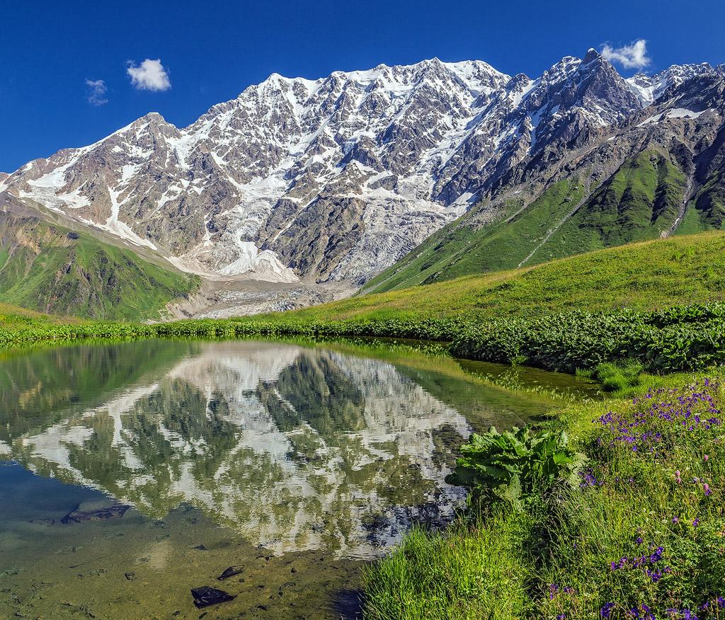чудесное озеро Намкуами