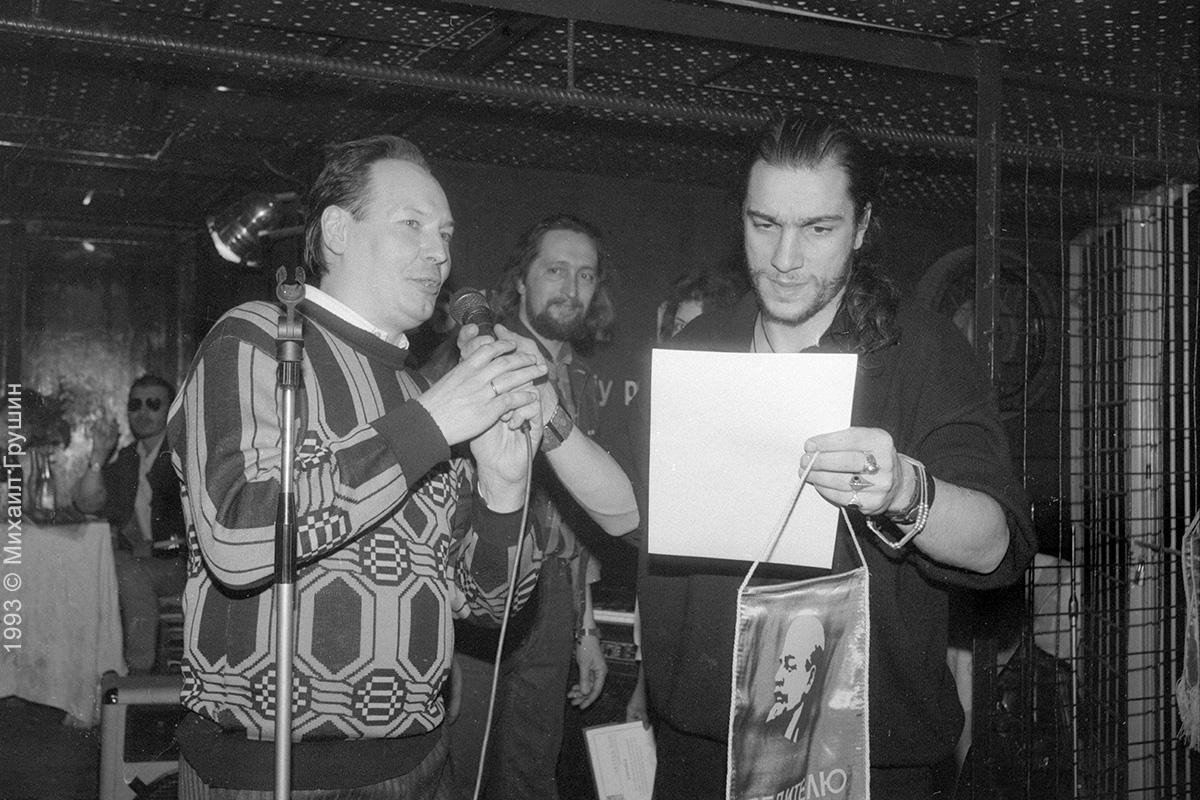 Владимир Марочкин и Анатолий Крупно