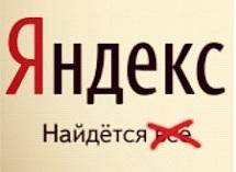 Yandex Censor