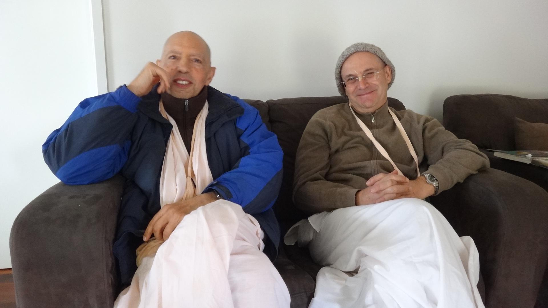 ГМ и Прабхавишну (6)