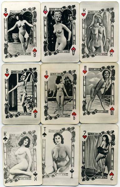 Игральные карты с голыми телками фото 80073 фотография