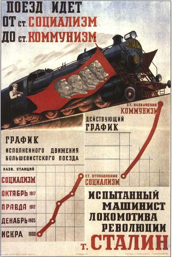 Stalin---mashinist-lokomotiva