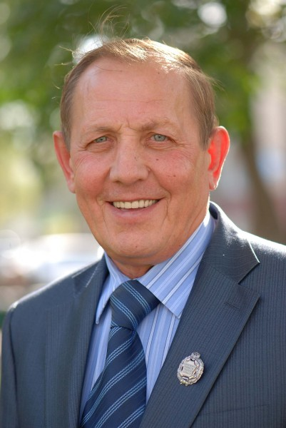 Тренер Анатолий Николаев