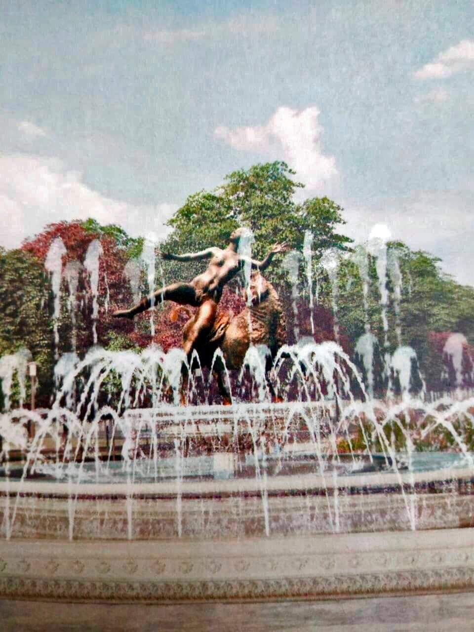 """Статую """"Похищение Европы"""" собираются установить в парке железнодорожников в Оренбурге."""