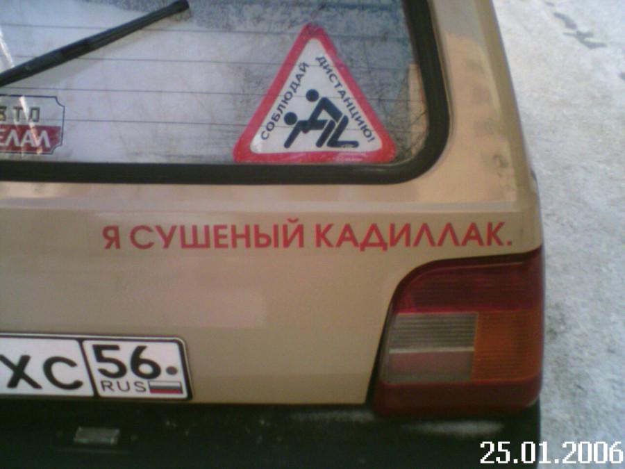 Сушеный Кадиллак-01