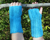 Crocheted Accessories Winter 2012
