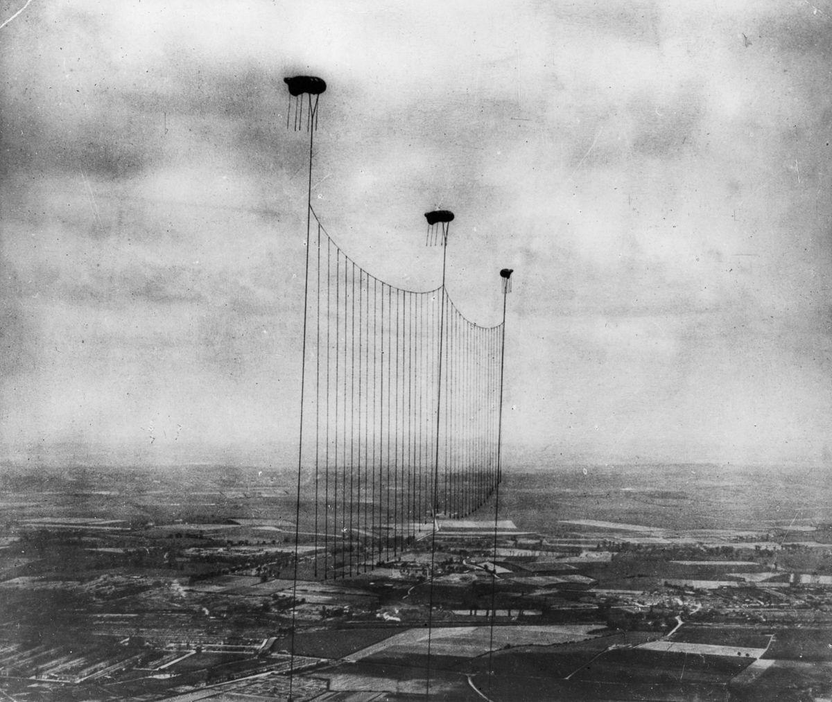 Первая мировая на воздушных шарах