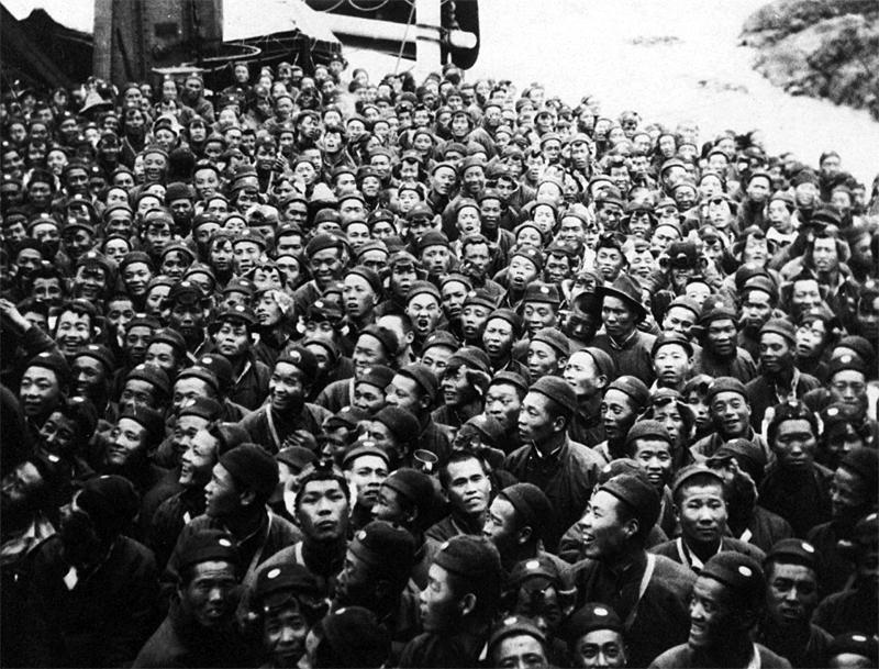 Китай в Первой мировой