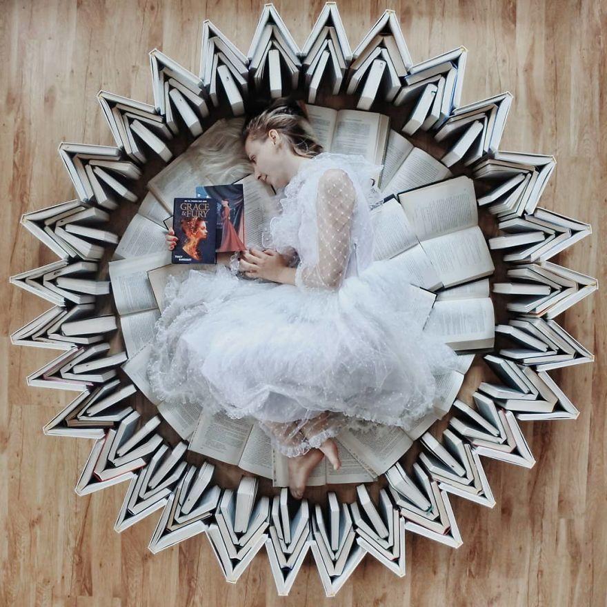 книгочеи Книжное, Саган, Элизабет