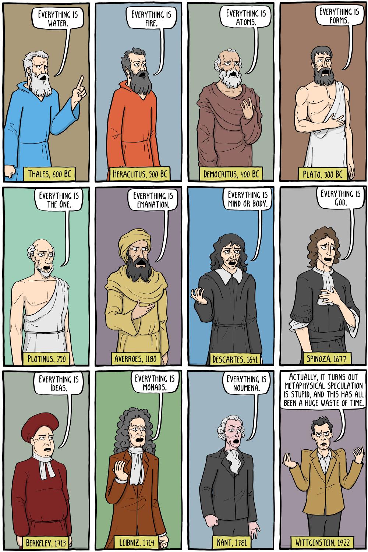 минутка философии