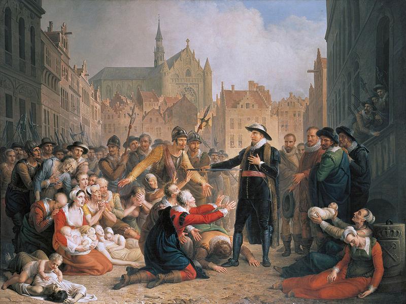 но есть одно но Лейдена, испанцы, город, Вильгельм, города, стала, осады, Оранский, потом, защитников, месяца, ветер, Интересно, удалось, повстанцев, Лейден, спасти, чтобы, следующий, дамбы