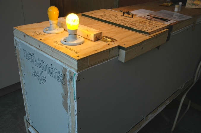 малогабаритный полевой синтезатор Мидас