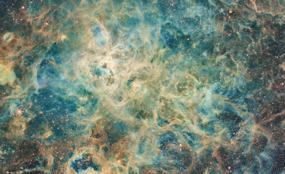 звездное небо над нами
