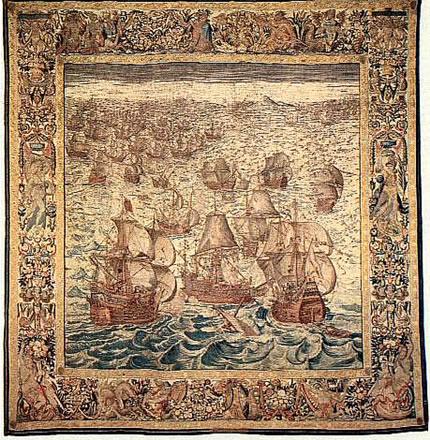английский корабль ревендж
