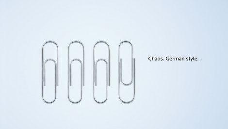 German chaos