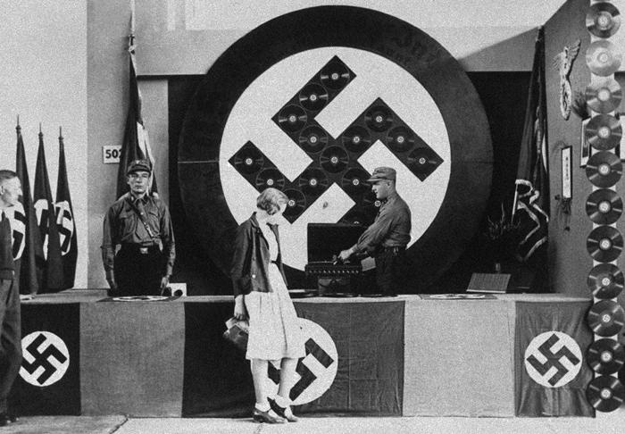 флаг гитлера