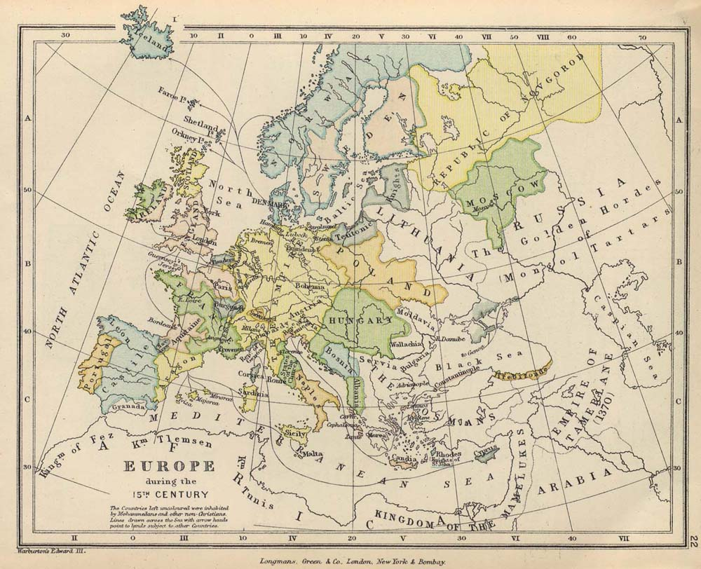a description of the effects and uses of imperialism in europe during 1400s to 1500s A side effect of this was the movement with profits accumulating in europe during the hey day of , beginning the age of high imperialism with the.