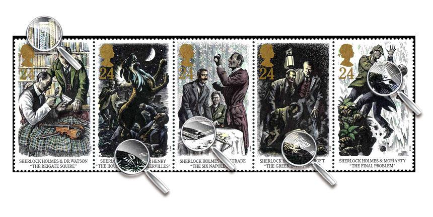 Надписью хочу, почтовые открытки шерлок холмс