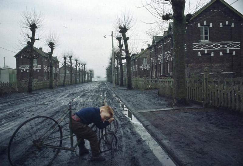 France series, 1960s by John Bulmer