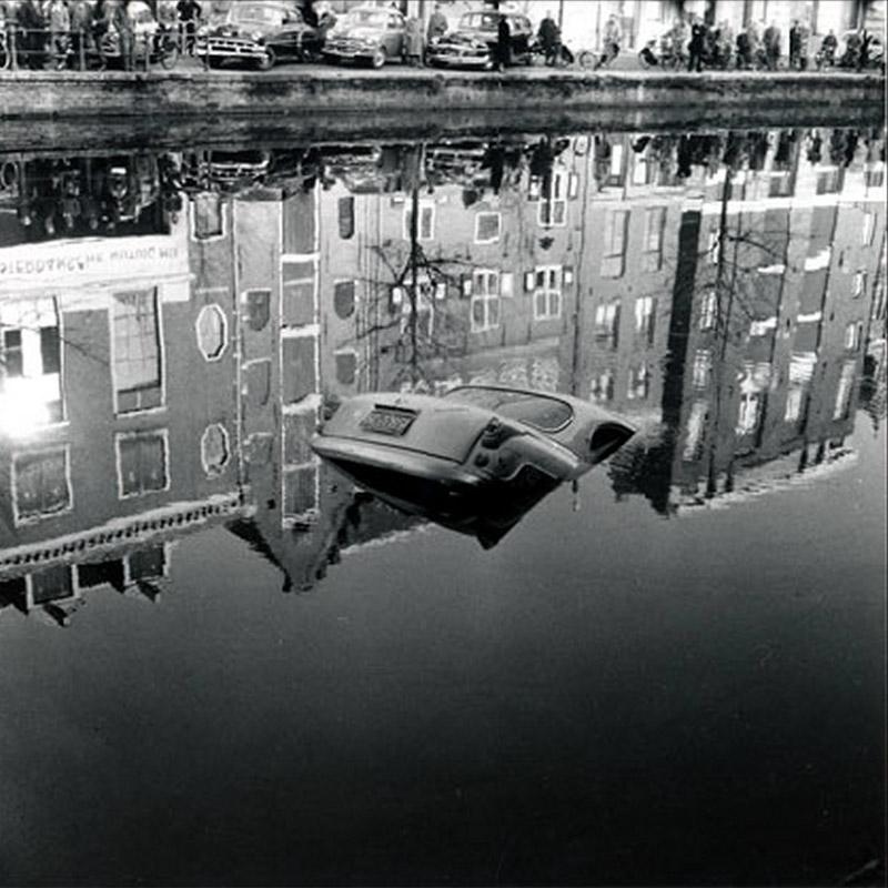 Carel Blazer Amsterdam, 1951