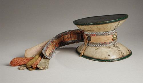 Барабан из человеческих черепов Tibet 18