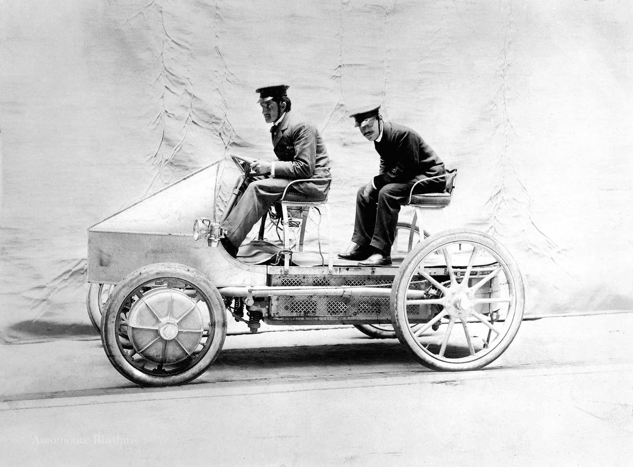 1900 Lohner Porsche