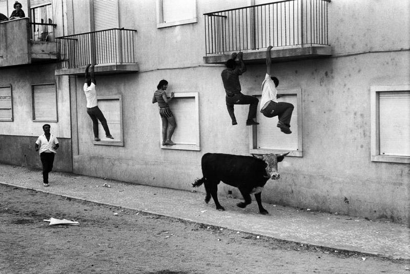 Josef Koudelka Estremadura, Town of Nazare, Portugal, 1976