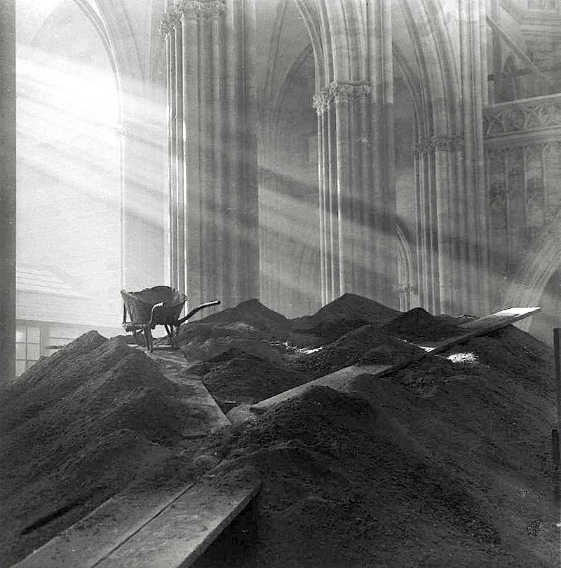 Josef Sudek Saint Vitus Cathedral, 1924–25