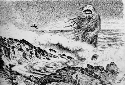 Морской тролль