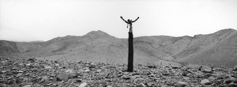 Patrick Zachmann North of Chile. February, 1999