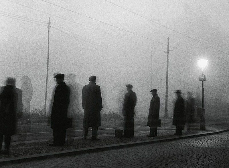 Zdeněk Tmej Morning  1949
