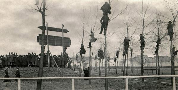 Международный матч Бельгия-Нидерланды (3-3). Beerschot стадион, Антверпен, Бельгия, 9 марта 1913 года.