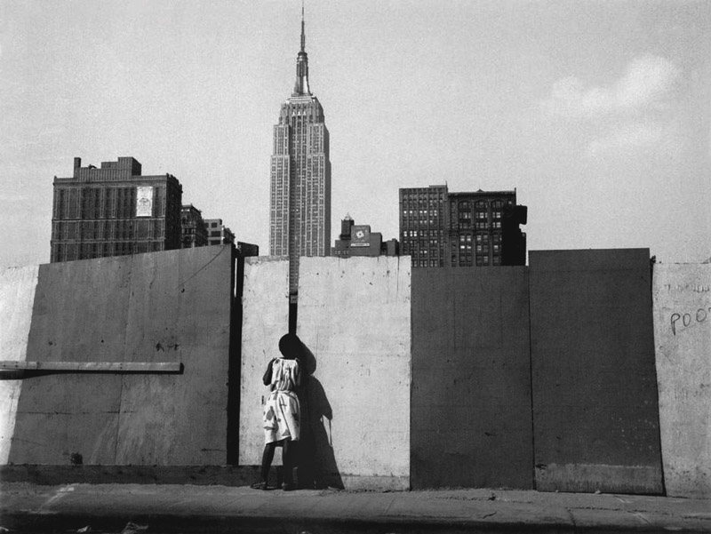 Raymond Depardon, New York East Side, 1981