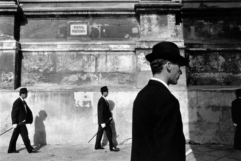 "Franco Zecchin - ""Palermo, Italy, 1988. Brotherhood of Holy Crucifix"