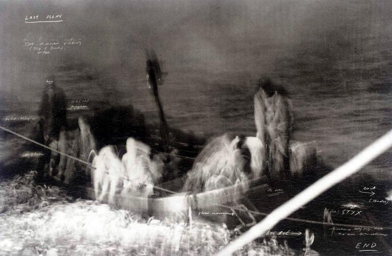 Ship of Death by Tacita Dean, 2001