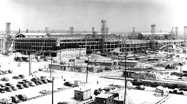 Pentagon_construction
