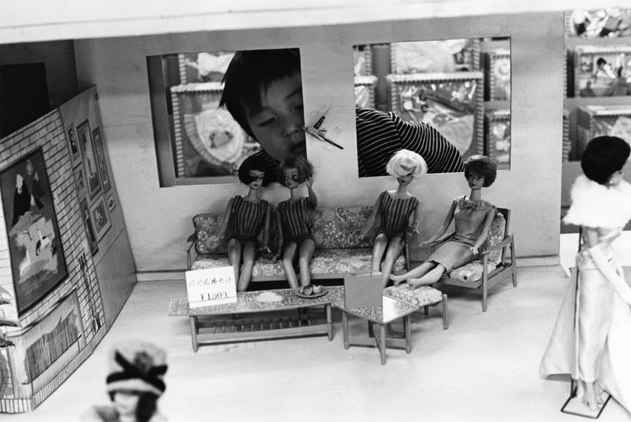 Yutaka Takanashi. Isetan Department Store. 1965